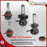 Faro di H13 Philip 6000k Pi68 LED