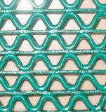 Natte en plastique de plancher de tapis de la natte de PVC (3G-8B) de natte en caoutchouc de PVC S