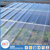 High Qualiy Sun Durable Skylight Greenhouse Solid PC Panel