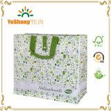 Bolsos de compras reciclables no tejidos tejidos PP de Lamianted RPET