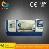 Torno do CNC Qk1319 para a máquina rosqueada do torno da linha de tubulação da elevada precisão