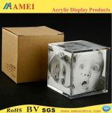 アクリルの立方体の写真フレーム(AMF-40)