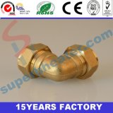 Cobre dos encaixes de tubulação cotovelo de 90 graus, encaixes de cobre