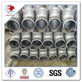 Bw van het Programma van de Prijs 8inch A403 Wp316 van de fabriek 10s het Gelijke T-stuk van het Roestvrij staal