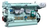 400PS 4-Stroke e in-Line motor Diesel marinho para navios de recipiente