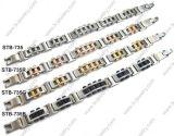Bracelet de bijoux titaniques/acier inoxydable (COLLECTION-735)