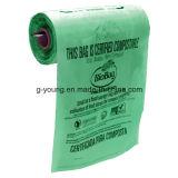 Drucken-Großhandelsplastikshirt-Verpackungs-Beutel