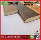 MDF Skirting Board voor Laminate Floor
