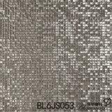 Azulejo de suelo de cerámica metálico de Matt de la porcelana del material de construcción (600X600m m)