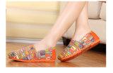 Estilo das sapatas Running dos homens que movimenta ao ar livre as sapatilhas de pouco peso confortáveis dos adultos