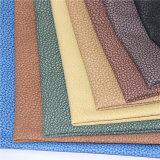 Gute Qualitäts-Belüftung-Kunstleder für Sofa (B-801-1)