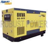4 치기 Kubota 디젤 엔진 발전기 세트 (RD)
