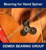 Rolamento de esferas cerâmico cheio para a mão Spiner