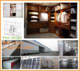 Camminata del MDF di N&L MFC nel guardaroba di legno dell'armadio