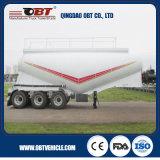 3 do pó maioria do cimento de Cbm do eixo 70 do transporte do petroleiro reboque material Semi