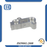 CNC Precision Threaded Pipe Fittings para Flange
