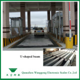 Автоматизированный Weighbridge используемый как общественный Weighbridge