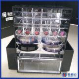 Houder van de Lippenstift van de Douane van de Fabrikant van China de Acryl