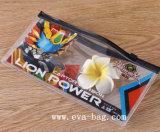 規則的な卸し売り在庫A4 PVC文書袋プラスチック文書のポケット34X24cm