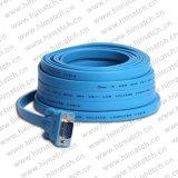 Flat Câble VGA mâle à mâle (CBL-F-GM-GM-nxxxx)