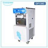 Fabrik-Preiskommerzielle weiche Serve-Eiscreme-Maschine Op138c