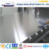 ステンレス鋼シートの厚い鋼板304