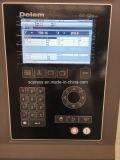QC11y-4X2500 Hydraulische CNC van het Koolstofstaal Scherende Machine
