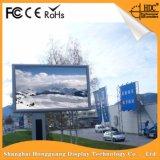 Visualizzazione completa esterna del segno della priorità bassa di fase di colore video LED per P6