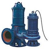 No Clog Bomba sumergible para aguas residuales (WQ Series)