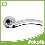 Traitement de porte de bonne qualité de zinc d'usine de Wenzhou pour la porte en bois