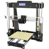 安定した印刷を用いる携帯用ライト級選手3Dプリンターキット