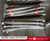 De Slang van het flexibele Metaal met Gevlecht en Gelast Roestvrij staal