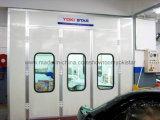 Pulverizar Diesel quemador portátil de la cabina de pintura de coches stand con el certificado CE
