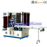 Машина принтера экрана одиночного цвета автоматическая для мягких пробок