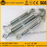 Tipo comercial torniquete de elevación de acero maleable