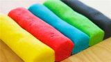 Argila de modelagem colorida Non-Toxic do jogo da massa de pão 3D