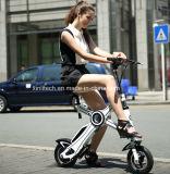 2016販売のための新しい折りたたみの電気バイクの安い電気バイク