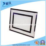 Blocco per grafici di vetro della foto di alta qualità con il basamento