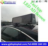 Mexio LED 택시 최고 광고 스크린