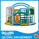 Good Design des Schloss-Kinder Indoor-Spielplatz (QL-150417B)