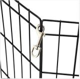 Chain gros lien Dog Playpen