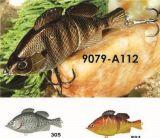 60mm 7.8g coulant d'une première le prix bon marché usine --- Crankbait de pêche en plastique dur fait sur commande fait par qualité - Wobbler - attrait de pêche de Popper de cyprins