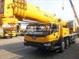 50トンXCMG Qy50kaのトラッククレーン(試験および機械使用できる作動させなさい)