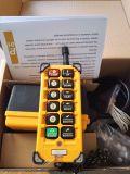 El alzamiento eléctrico Radio Remote controla la CA 110V F23-a++ del receptor de 2 transmisores 1