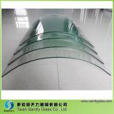 Claro de Shandong 5mm-12m m/el panel del vidrio Tempered del color