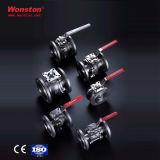 La vávula de bola de la alta calidad 1PC con reduce el acceso, 1000wog, Pn64