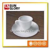 Il marchio su ordinazione all'ingrosso rinforza la tazza di caffè della porcellana di Bd033