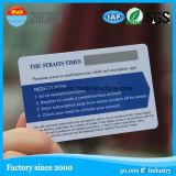 Tarjeta de visita pagada por adelantado del rasguño tarjeta de papel multiclavijas del rasguño