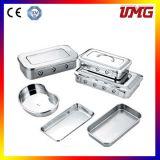 Caixa de esterilização de instrumento cirúrgico de venda quente para venda