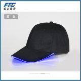 Le type neuf de mode de qualité folâtre le chapeau du base-ball DEL de chapeau